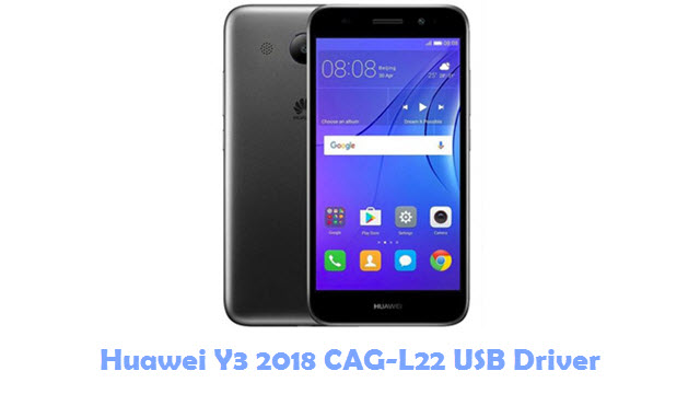 Download Huawei Y3 2018 CAG-L22 USB Driver