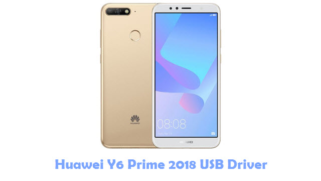 Download Huawei Y6 Prime 2018 USB Driver