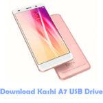 Kashi A7 USB Driver