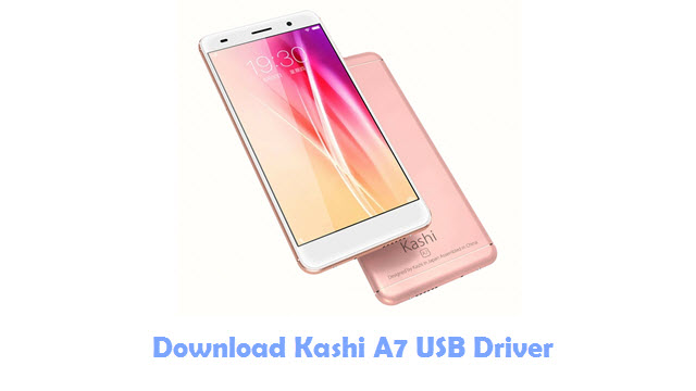 Download Kashi A7 USB Driver