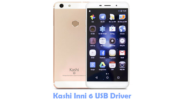 Download Kashi Inni 6 USB Driver