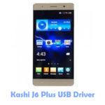 Kashi J6 Plus USB Driver