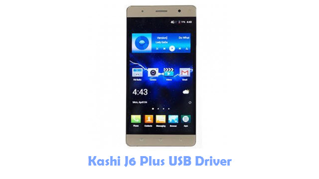 Download Kashi J6 Plus USB Driver