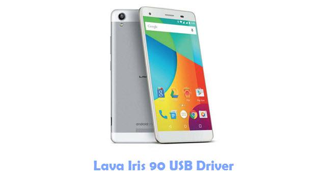Download Lava Iris 90 USB Driver