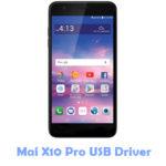 Download Mai X10 Pro USB Driver