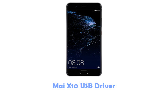 Mai X10 USB Driver