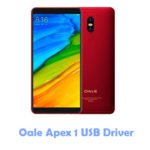 Oale Apex 1 USB Driver