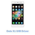 Oale X2 USB Driver