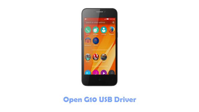 Open G10 USB Driver