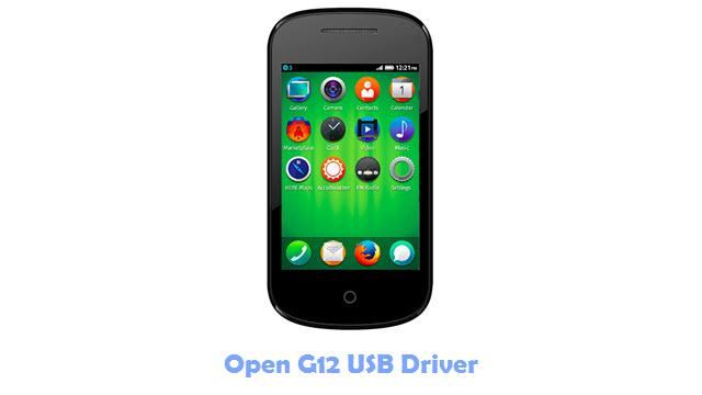 Open G12 USB Driver