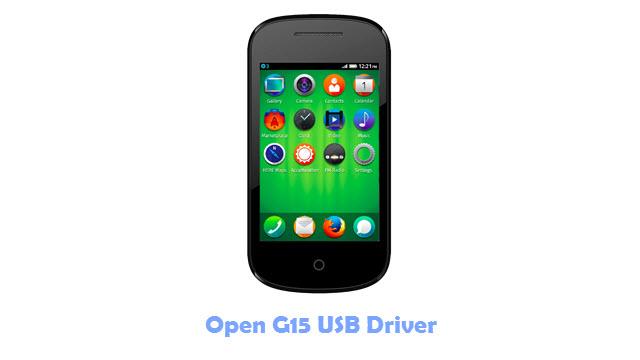Open G15 USB Driver