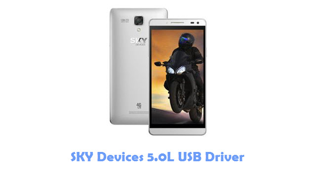 Download SKY Devices 5.0L USB Driver