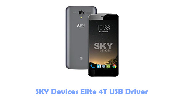 Download SKY Devices Elite 4T USB Driver