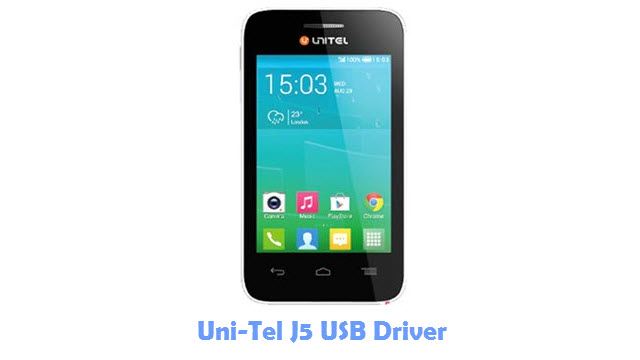 Download Uni-Tel J5 USB Driver