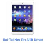 Download Uni-Tel N10 Pro USB Driver
