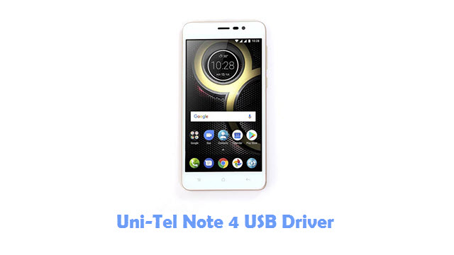 Download Uni-Tel Note 4 USB Driver