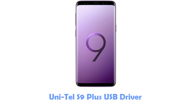 Download Uni-Tel S9 Plus USB Driver