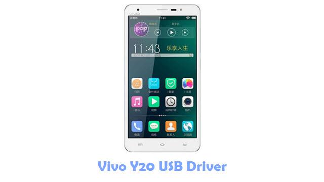 Vivo Y20 USB Driver