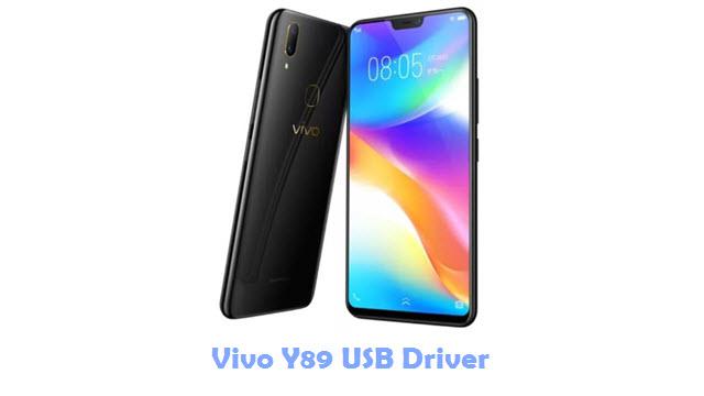 Download Vivo Y89 USB Driver
