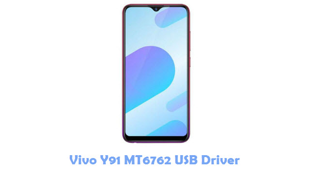 Download Vivo Y91 MT6762 USB Driver