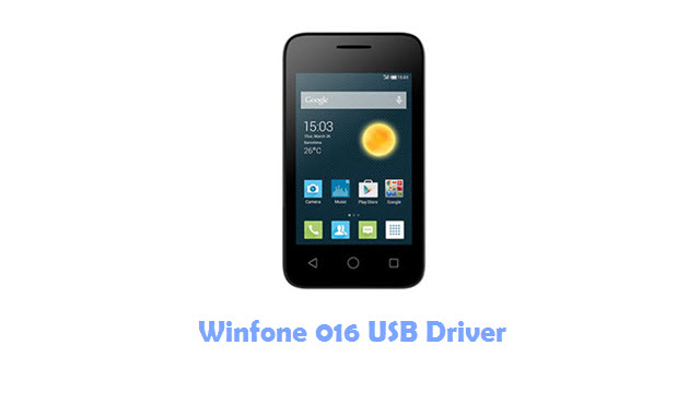 Download Winfone 016 USB Driver