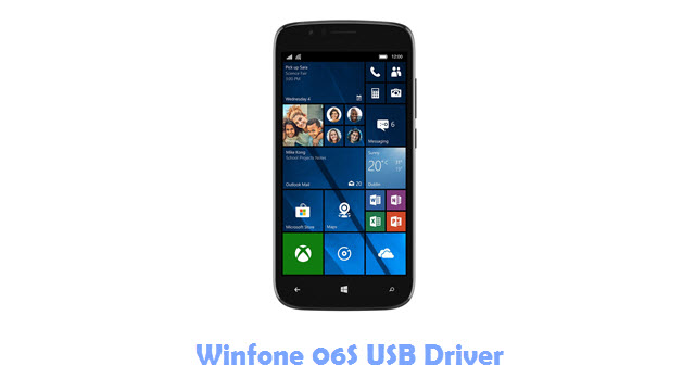 Download Winfone 06S USB Driver