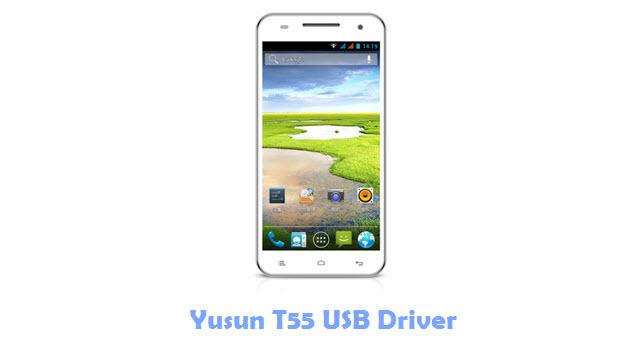 Yusun T55 USB Driver