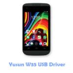 Download Yusun W35 USB Driver