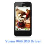 Download Yusun W88 USB Driver