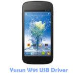 Download Yusun W91 USB Driver