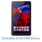 Zentality C714S USB Driver