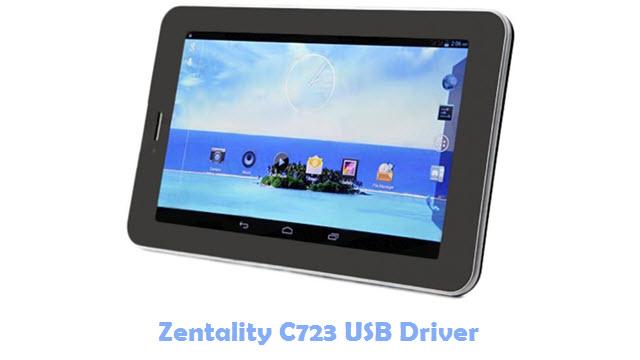 Download Zentality C723 USB Driver