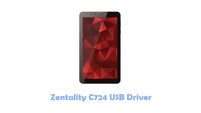 Download Zentality C724 USB Driver