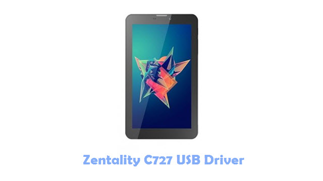 Download Zentality C727 USB Driver