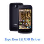 Zigo Eon 32i USB Driver