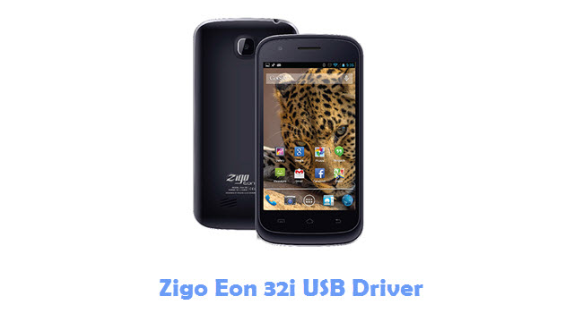 Download Zigo Eon 32i USB Driver