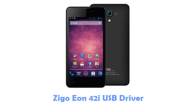 Download Zigo Eon 42i USB Driver
