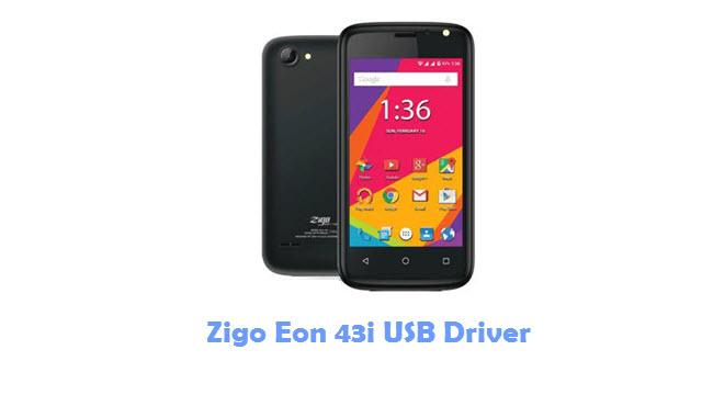 Download Zigo Eon 43i USB Driver
