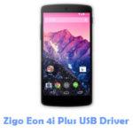Zigo Eon 4i Plus USB Driver