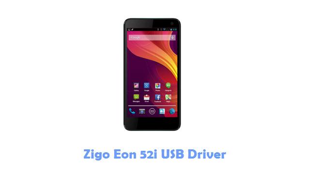 Download Zigo Eon 52i USB Driver