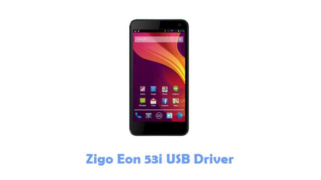 Download Zigo Eon 53i USB Driver
