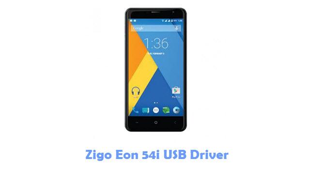 Download Zigo Eon 54i USB Driver
