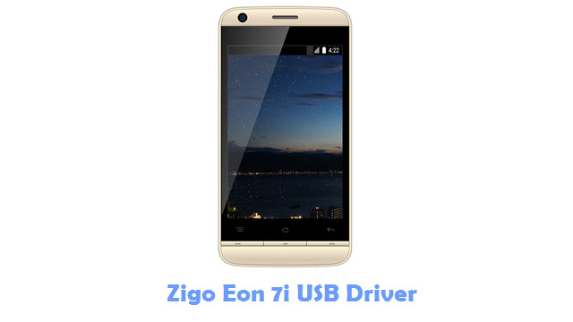 Download Zigo Eon 7i USB Driver