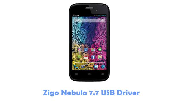 Download Zigo Nebula 7.7 USB Driver