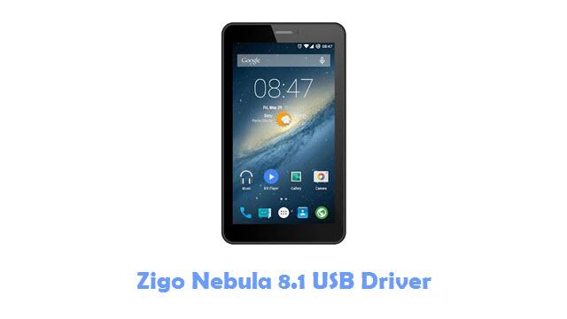 Download Zigo Nebula 8.1 USB Driver