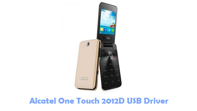 Download Alcatel One Touch 2012D USB Driver