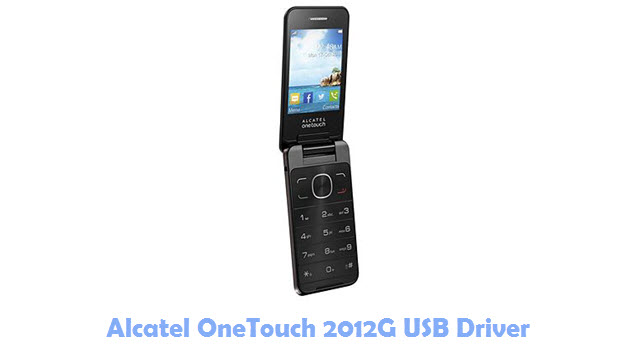 Download Alcatel OneTouch 2012G USB Driver