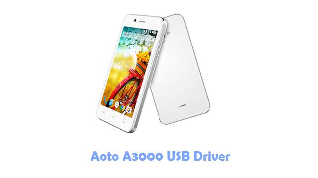 Download Aoto A3000 USB Driver
