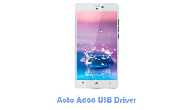 Download Aoto A666 USB Driver