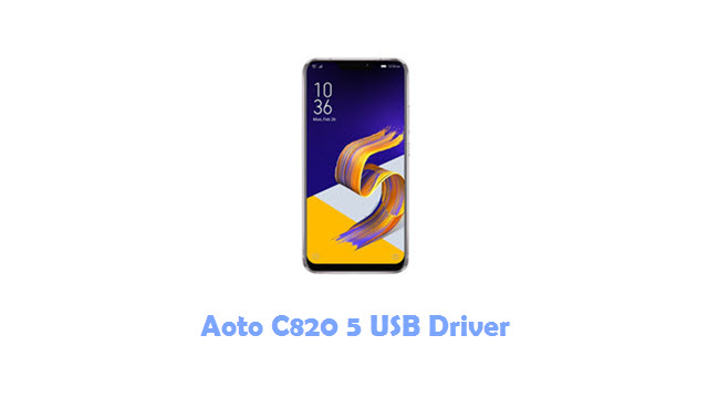 Download Aoto C820 5 USB Driver
